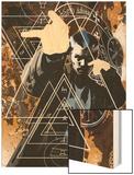 Strange No.1 Cover: Dr. Strange Wood Print by Tomm Coker