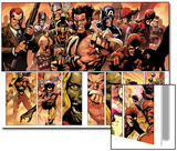 Secret Invasion No.8 Group: Wolverine Prints by Leinil Francis Yu