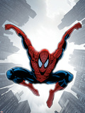 The Amazing Spider-Man No.552 Cover: Spider-Man Wall Decal by Phil Jimenez