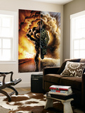 Punisher: Nightmare 1 Cover: Punisher Wall Mural by Mark Texeira
