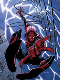Spider-Man Unlimited No.1 Cover: Spider-Man Wall Decal by Andy Kubert