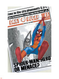 The Pulse No.1 Cover: Spider-Man Wall Decal