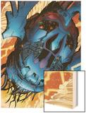 Nova No.9: Marvel Universe Fighting Poster by Wellinton Alves