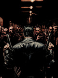Punisher No.6 Cover: Punisher Wall Decal by Tim Bradstreet