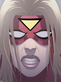 Spider-Woman: Origin No.3 Cover: Spider Woman Plastic Sign by Jonathan Luna