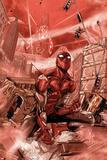 Superior Spider-Man 6 Cover: Spider-Man Plastic Sign by Marco Checchetto