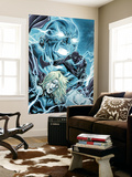 Avenging Spider-Man 18 Cover: Spider-Man, Thor, Electro Wall Mural by Marco Checchetto