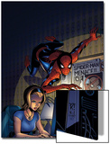 Friendly Neighborhood Spider-Man No.5 Cover: Spider-Man Posters by Mike Wieringo