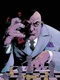 Kingpin No.7 Cover: Spider-Man and Kingpin Plastic Sign by Tony Harris