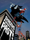 Spider-Girl No.96 Cover: Spider-Girl, Kaine and Scarlet Spider Wall Decal by Ron Frenz