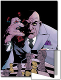 Kingpin No.7 Cover: Spider-Man and Kingpin Prints by Tony Harris