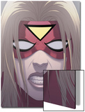 Spider-Woman: Origin No.3 Cover: Spider Woman Posters by Jonathan Luna