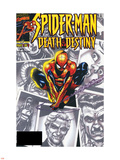 Spider-Man: Death & Destiny No.1 Cover: Spider-Man Plastic Sign by Lee Weeks