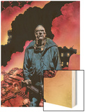 Punisher: The End No.1 Cover: Punisher Wood Print by Richard Corben