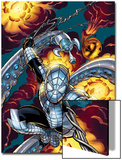 Marvel Knights Spider-Man No.21 Cover: Spider-Man Posters by Mike Wieringo