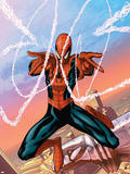 Spider-Man Unlimited No.3 Cover: Spider-Man Wall Decal by Ale Garza
