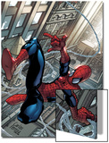 Marvel Adventures Spider-Man No.52 Cover: Spider-Man Prints by Carlos Ferriera