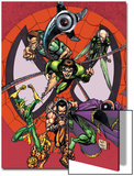Marvel Adventures Spider-Man No.3 Group: Doctor Octopus Posters by Patrick Scherberger
