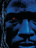 Punisher No.8 Cover: Maginty Plastic Sign by Tim Bradstreet