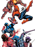 Marvel Knights Spider-Man No.2 Cover: Spider-Man Wall Decal by Terry Dodson