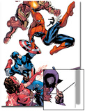 Marvel Knights Spider-Man No.2 Cover: Spider-Man Print by Terry Dodson