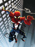 Amazing Spider-Man Family No.8 Cover: Spider-Man Wall Decal by Nuno Plati