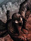 Spider-Man Noir No.2 Cover: Spider-Man Plastic Sign by Patrick Zircher