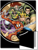 Marvel Adventures Spider-Man No.3 Cover: Doctor Octopus Posters by Patrick Scherberger