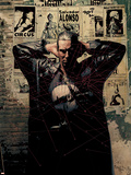 Punisher No.2 Cover: Punisher Plastic Sign