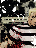 Punisher Noir No.2 Cover: Russian Plastic Sign by Tim Bradstreet