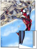 Spider-Girl No.68 Cover: Spider-Girl Posters by Ron Frenz