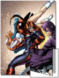 Amazing Spider-Man Presents: Jackpot No.2 Cover: Jackpot and Boomerang Prints by Adriana Melo