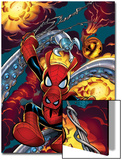 Amazing Spider-Man No.528 Cover: Spider-Ham Poster by Mike Wieringo