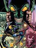 The Amazing Spider-Man No.595 Cover: Spider-Man and Green Goblin Wall Decal by Phil Jimenez