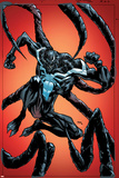 Superior Spider-Man 25 Cover: Venom Plastic Sign by Humberto Ramos