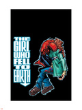 Spider-Girl No.89 Cover: Spider-Girl Wall Decal by Ron Frenz