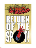 The Amazing Spider-Man No.589 Cover: Spider-Man Plastic Sign by Klaus Janson