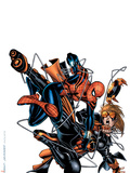 Amazing Spider-Girl No.19 Cover: Spider-Girl and Arana Wall Decal by Ron Frenz