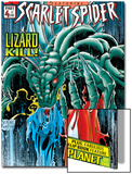 The Spectacular Spider-Man Speci Cover: Lizard Art by Joe St. Pierre
