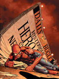 Marvel Knights Spider-Man No.17 Cover: Spider-Man Plastic Sign by Billy Tan