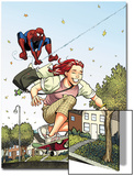 Spider-Man Loves Mary Jane Season 2 No.3 Cover Prints by Terry Moore