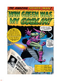 Dark Reign: The Goblin Legacy One-Shot Cover: Green Goblin and Spider-Man Wall Decal by John Romita Sr.