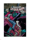 The Amazing Spider-Man: The Short Halloween No.1 Cover: Spider-Man Wall Decal by Kevin Maguire