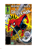 Marvel Tales: Spider-Man No.223 Cover: Spider-Man and Doctor Octopus Fighting Wall Decal by Todd McFarlane