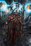 Superior Carnage 2 Cover: Carnage Wall Decal by Clayton Crain