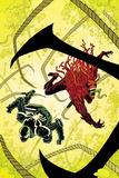 Venom 35 Cover: Toxin, Venom Plastic Sign by Declan Shalvey