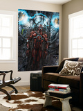 Superior Carnage 2 Cover: Carnage Wall Mural by Clayton Crain