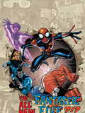 Spider-Girl No.87 Cover: Spider-Girl Vinilo decorativo por Ron Frenz
