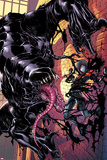 Ultimate Comics Spider-Man 22 Cover: Venom, Spider-Man Plastic Sign by Sara Pichelli