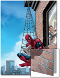 Marvel Adventures Spider-Man No.51 Cover: Spider-Man Posters by Nolan Graham